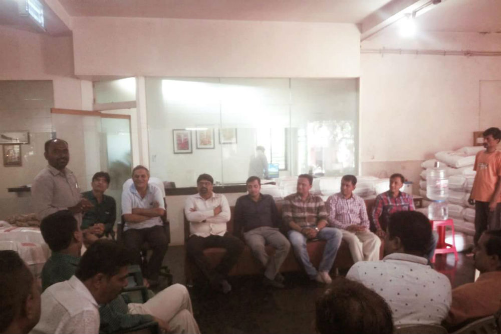 Hubballi-Dharwad Introduction Program