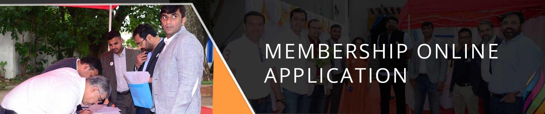 Membership Online Application