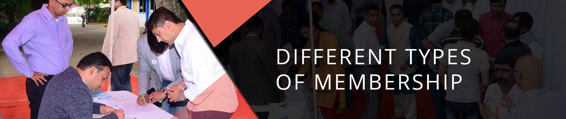 different-types-of-membership